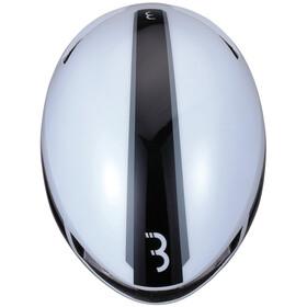 BBB Tithon BHE-08 Casco, blanco/negro